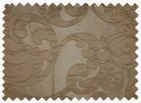 Khaki Victorian Jacquard