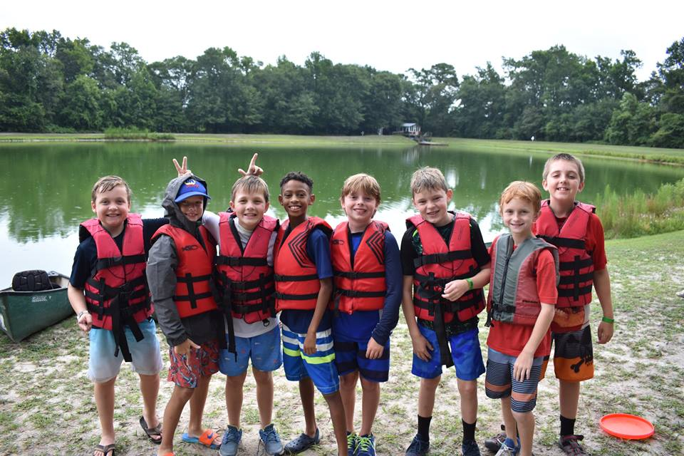 Creation Discovery Overnight Camp – Week 2