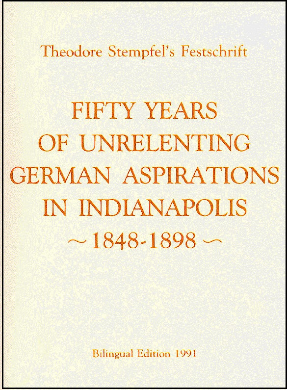 Fifty Years of Germans in Indianapolis