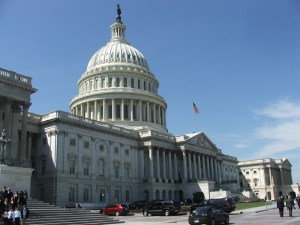 US Capitol Building, site of 2015 Capitol Hill Poster Session