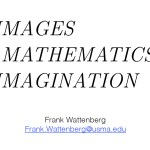 Images, Mathematics, Imagination