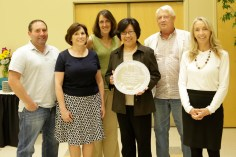 Southern Connecticut States University Honored with Bennett Award during SSI 2015