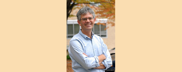 Victor Donnay, William R. Kenan, Jr. Chair of Mathematics at Bryn Mawr College and Engaging Mathematics Advisory Board member