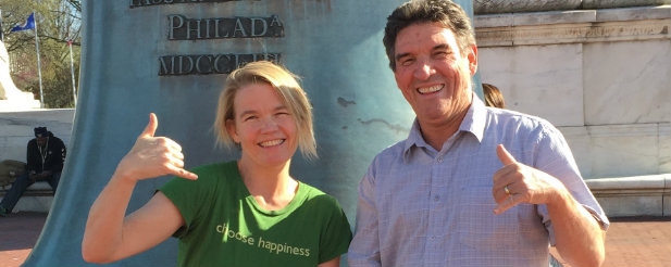 """Krista Hiser and Bob Franco Join Community College Partnership to Build Civic Responsibility by """"Teaching to Big Questions"""" in Teagle-Funded Project"""