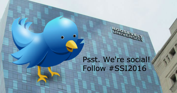 Follow #SSI2016 for all of our social media engagement during the 2016 SENCER Summer Institute.