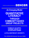 Quantitative Literacy Projects Cover