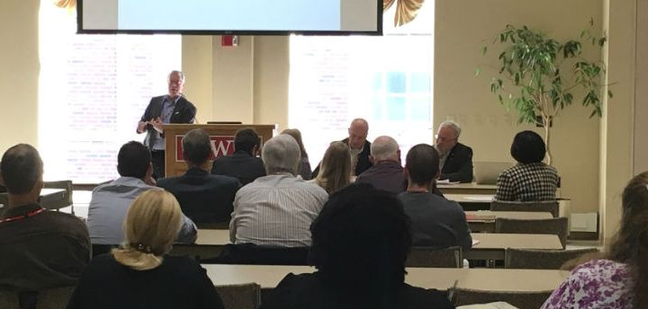 Worcester Polytechnic Institute Hosts Water Innovation Workshop