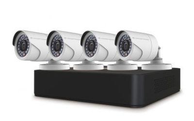 Kit cámaras videovigilancia