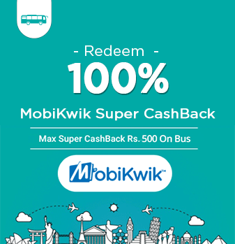 EaseMyTrip - Use Rs.300 Mobikwik Super Cash On Ticket Booking