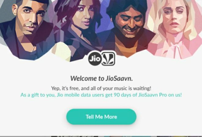 How To Activate Free Trial Of JioSaavn For Jio Users