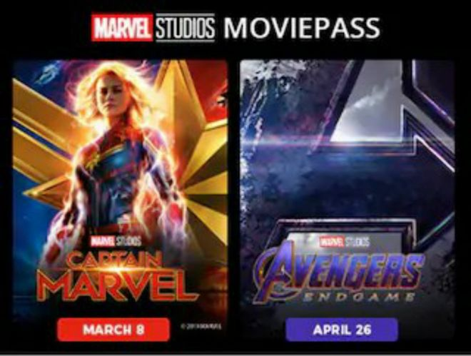 Buy Paytm Marvel Movie Pass For 1 Person & Watch 2 Marvel Movie For Free
