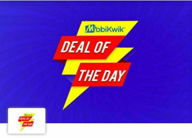 Mobikwik Free Recharge - Get Flat Rs.10 Cashback on your First Mobile Recharge of Month