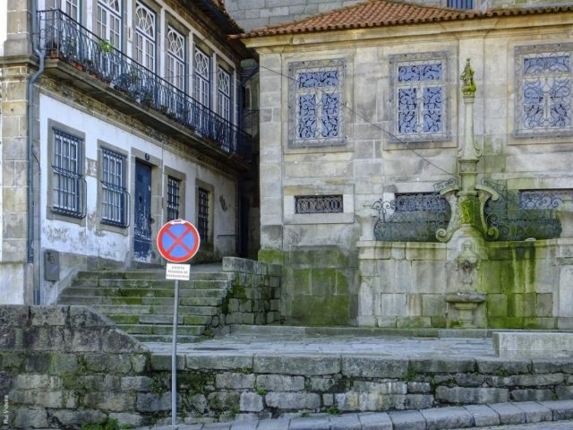 A Casa mais Antiga do Porto no Beco dos Redemoinhos