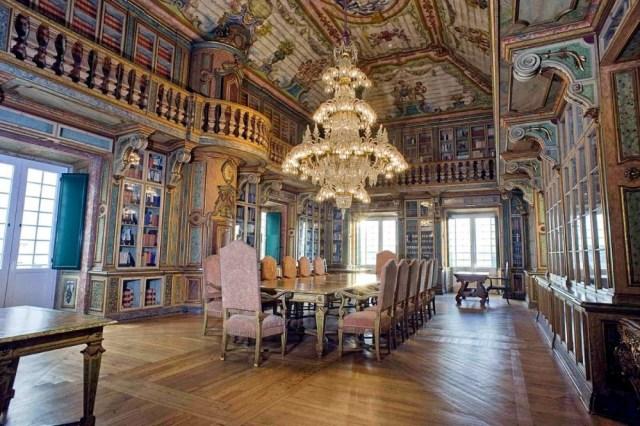 São portuguesas três das 20 bibliotecas mais bonitas do mundo