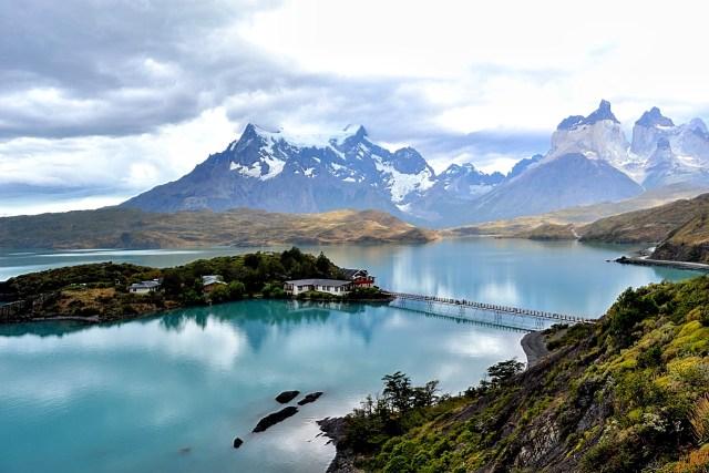 Lago Pehoe – Patagónia Chilena