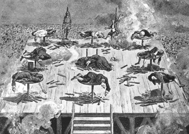 Execução dos Távoras