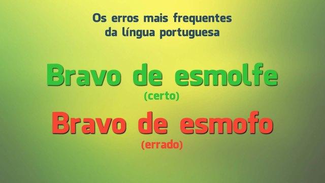 Os 15 erros mais frequentes da língua portuguesa
