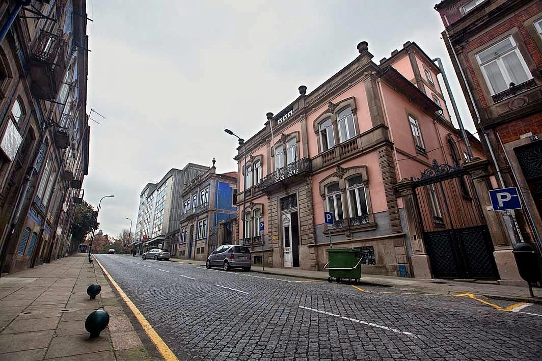 Rua Álvares Cabral