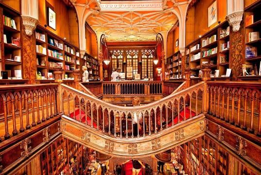 Livraria Lello: a mais bonita do mundo