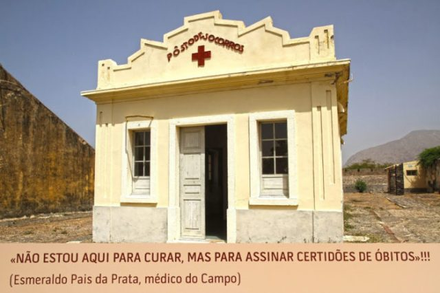 Posto Médico, Tarrafal