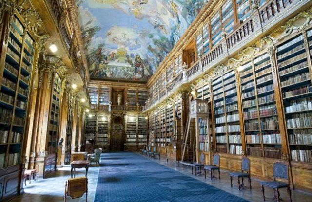 as bibliotecas mais bonitas do mundo