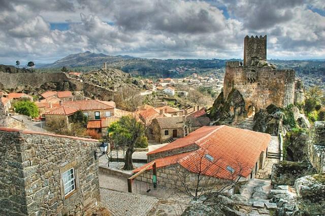 Uma das mais belas aldeias do mundo é portuguesa
