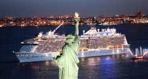 Anthem of the Seas, o navio mais tecnológico do mundo