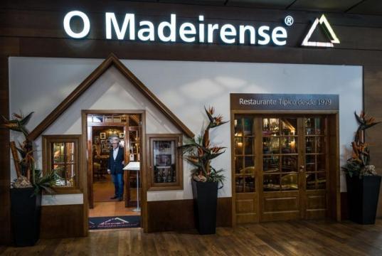 O Madeirense - (Fotografia: Orlando Almeida/GI))