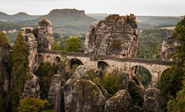 As 15 pontes mais belas da Europa