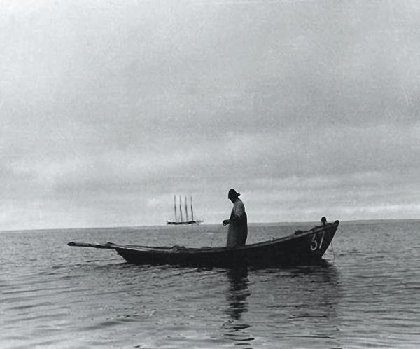A História da Heroica Pesca do Bacalhau