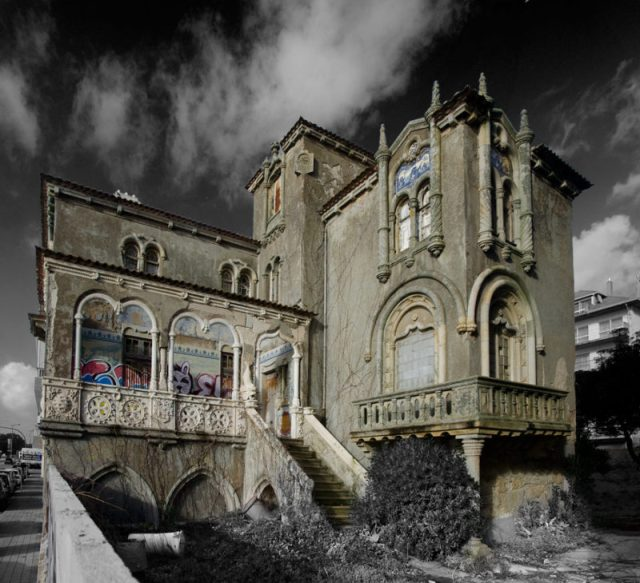 Casa do Relógio, Foz do Douro, Porto - Foto ©Ruin'Art