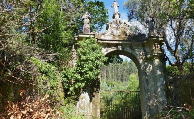 Convento de São Francisco do Monte, Monte de Santa Luzia, Viana do Castelo