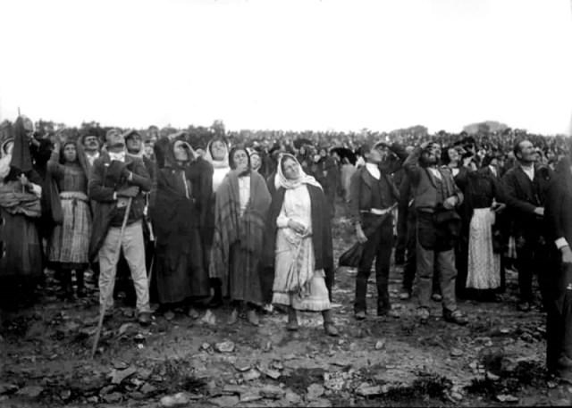 Fátima: 13 testemunhos do dia do 'milagre do Sol'