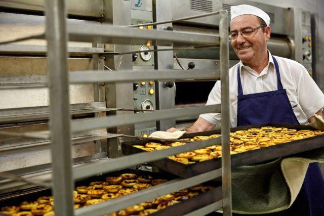 Os verdadeiros pastéis de Belém