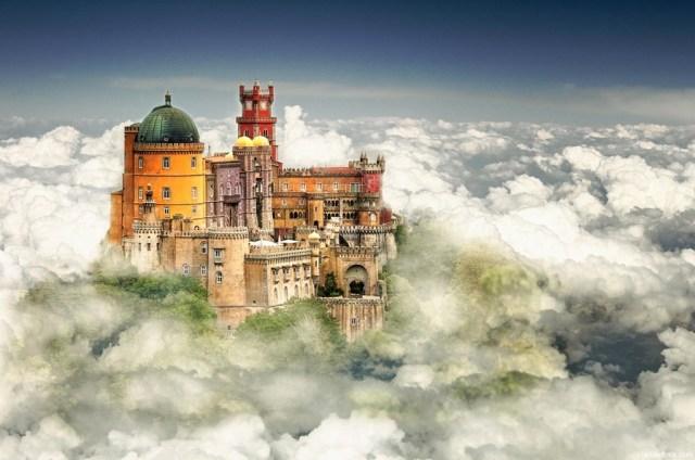 35 lugares portugueses saídos de contos de fadas