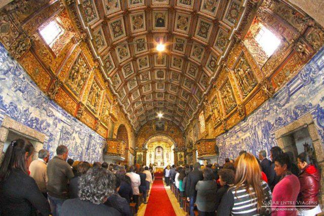 Igreja de Soalhães: beleza inexcedível