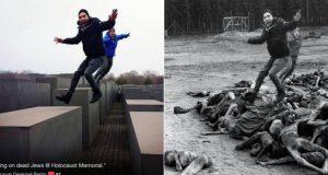 YOLOCAUST. A crítica a quem se ri no memorial da morte