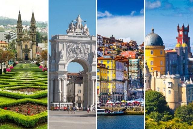 coisas que não devem fazer e Portugal