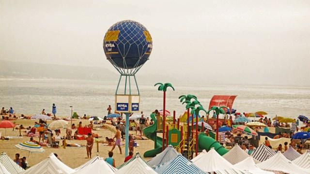Memórias de praia da nossa infância