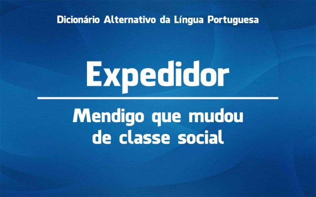 Dicionário alternativo da Língua Portuguesa