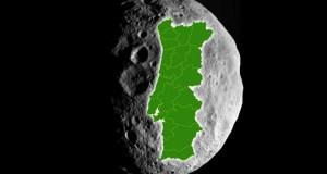 Asteroide gigantesco aproxima-se da Terra e é visível a olho nu