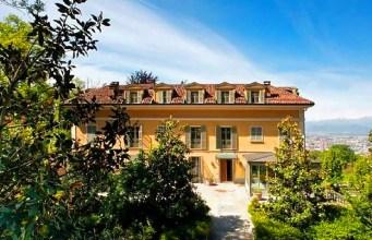 Ronaldo quer viver nesta mansão de luxo em Itália