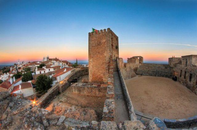9 fantásticos Castelos no Alentejo para descobrir