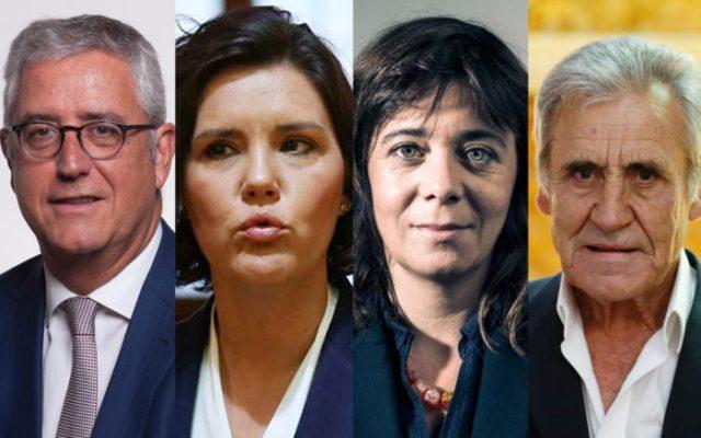 Quanto ganham os políticos portugueses?