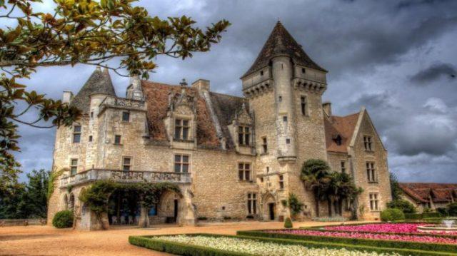 Chateau des Milandes - 30 Lugares Famosos do Mundo