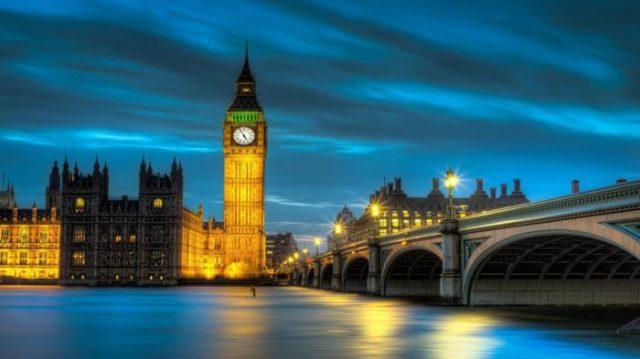 Big Ben - 30 Lugares Famosos do Mundo