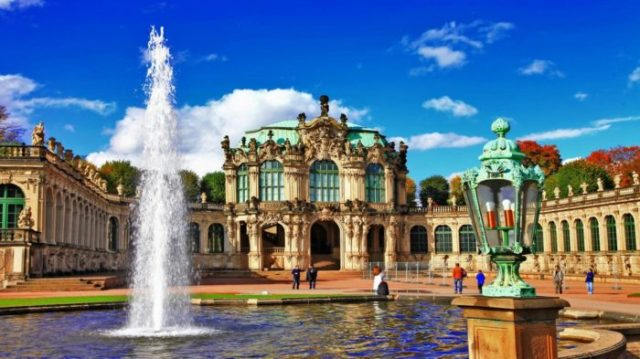 Palácio Real de Dresden - 30 Lugares Famosos do Mundo
