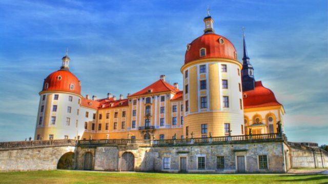 Castelo de Moritzburg - 30 Lugares Famosos do Mundo