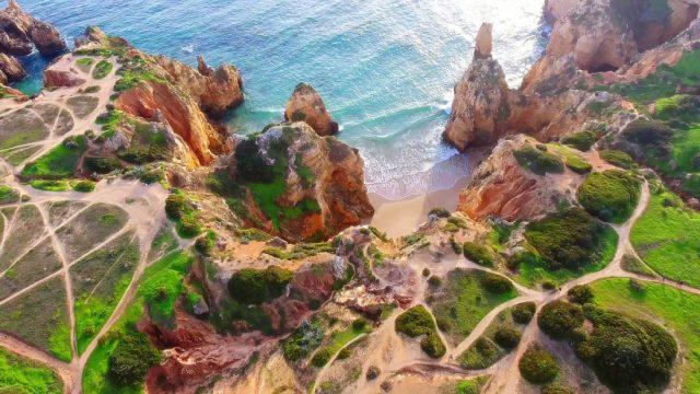 Algarve: 7 praias paradisíacas