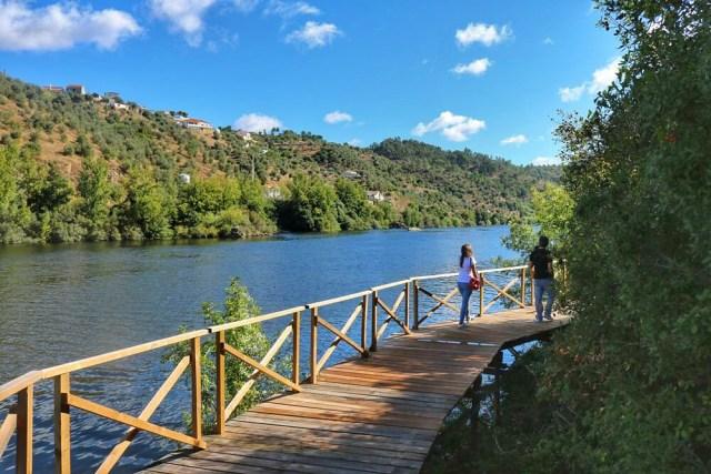 Passadiços em Portugal para fantásticas caminhadas